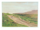 Lake District Giclee Print by Cuthbert Rigby