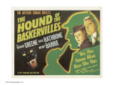 The Hound of The Baskervilles, 1939 Prints
