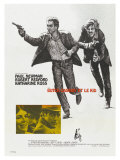 Butch Cassidy and the Sundance Kid, French Movie Poster, 1969 Prints