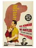 The Hustler, Australian Movie Poster, 1961 Art