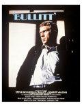 Bullitt, 1968 Poster
