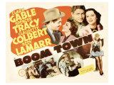Boom Town, 1940 Giclee Print