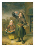 The Syrup Eater Giclee Print by Jan Havicksz Steen