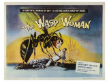 The Wasp Woman, 1960 Posters