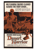 Desert Warrior, 1961 Poster