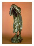 Study for Andrien d'Andres, from the Burghers of Calais, c.1905-10 Giclee Print by Auguste Rodin