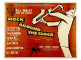 Rock Around the Clock, 1956 Posters