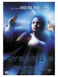 Cyborg 2, German Movie Poster, 1993 Premium Giclee Print