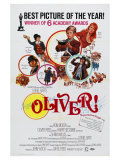 Oliver, 1969 Plakater