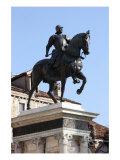 Equestrian Monument of Condottiere Bartolomeo Colleoni Giclee Print by Andrea del Verrocchio