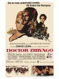 Doctor Zhivago, Argentine Movie Poster, 1965 Premium Giclee Print