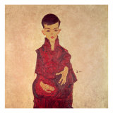 Rainerbub Giclee Print by Egon Schiele