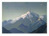 Tibet: A Monastery, 1944 Giclee Print by Nikolai Konstantinovich Rerikh