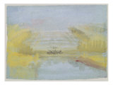 The Fountains at Versailles, 1826-33 Giclee Print by Joseph Mallord William Turner