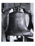 The Liberty Bell, Cast in 1752 Giclee Print