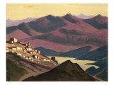 Yam-Zo Lake, 1937 Giclee Print by Nikolai Konstantinovich Rerikh