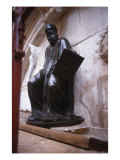 Statue of Tommaso Rangone from the Church Facade, 1553-57 Gicl&#233;e-Druck von Alessandro Vittoria