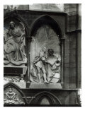 Monument to Handel, 1762 Reproduction procédé giclée par Louis-francois Roubillac