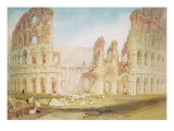 Colosseum Giclee Print by Joseph Mallord William Turner