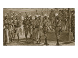 Lord Kitchener's Conquest of Soudan from 'The Illustrated London News', 1901 Giclee Print by Richard Caton Woodville