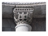 Capital Carved with Acanthus Leaves Giclee Print
