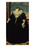 Marie de Medici Giclee Print by Frans Pourbus II