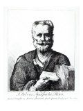 Self-Portrait Giclee Print by Jusepe de Ribera