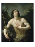 St. John the Baptist Giclee Print by Guido Reni
