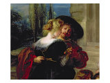 The Garden of Love, c.1630-32 Giclee Print by Peter Paul Rubens