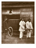 Public Disinfectors, from 'Street Life in London', 1877-78 Reproduction procédé giclée par John Thomson