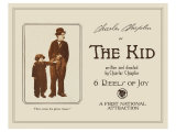 The Kid, 1921 Giclee Print