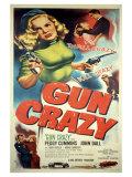 Gun Crazy, 1949 Poster