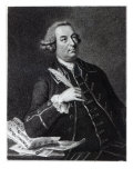 Portrait of John Christopher Smith Giclee Print by Johann Zoffany