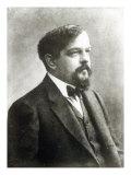 Claude Debussy, c.1908 Giclee Print by Paul Nadar