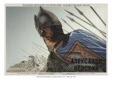 Alexander Nevskiy, 1938 Posters
