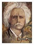 Grieg, 1905 Giclee Print by Nico Jungman