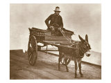 Black Jack, from 'Street Life in London', 1877-78 Giclee Print by John Thomson