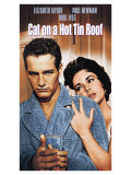 Cat On a Hot Tin Roof, 1958 Giclee Print