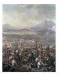 The Battle of Montjuic, 16th January 1641 Giclee Print by Pandolfo Reschi