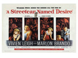 A Streetcar Named Desire, 1951 Umění
