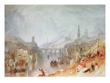 Newcastle Giclee Print by Joseph Mallord William Turner