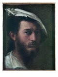 Self Portrait, 1525-30 Giclee Print by Francesco Primaticcio