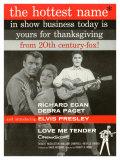 Love Me Tender, 1956 Posters