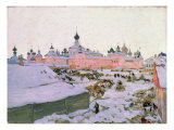 Rostov the Great, 1906 Giclee Print by Constantin Fedorovitch Youon