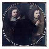 Self Portrait, 1646 Giclee Print by Johannes Gumpp