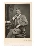 George du Maurier Giclee Print by Stanislaus Walery