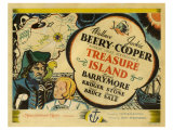 Treasure Island, 1934 Posters