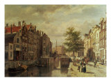 The Martyr's Canal Giclee Print by Cornelius Springer