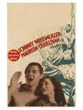 Tarzan The Ape Man, 1932 Poster