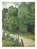 Road in the Forest, 1914 Giclée-Druck von Marie Clementine Valadon